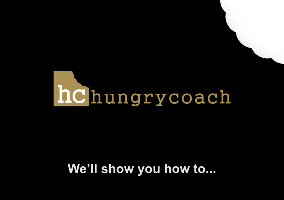 Hungry Coach Slides Lets show you how